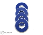 Blue-Royal VVashers™ - Set of 4